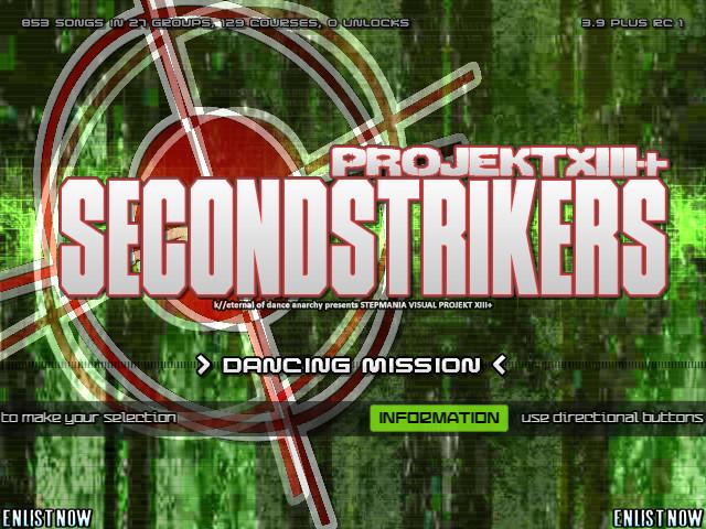 [Theme] PROJEKTXIII+: SECOND STRIKERS 1l