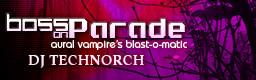 Boss on Parade (Aural Vampire's Blast-O-Matic)