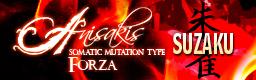 Anisakis -somatic mutation type Forza-
